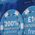 Free bankroll at Sky Poker