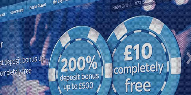 Free poker bonuses no deposit