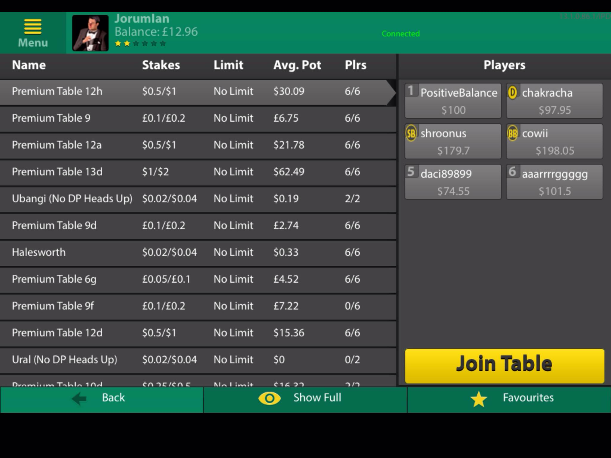 A Review of Bet365 Poker's New Mobile Client