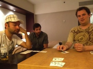 playing OFC
