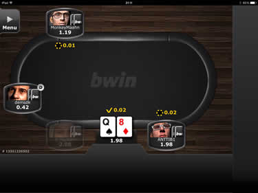 poker bwin mobile