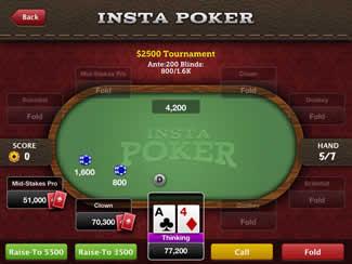 Poker stats app