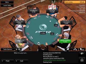 PKR3D Mobile Poker Play App