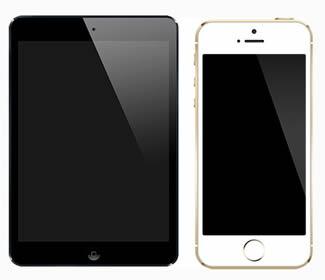 iPad v iPhone