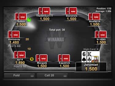 Winamax Poker App Reviewed