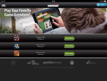 Winner Poker iPhone Android