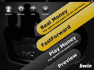bwin Mobile Poker App UK
