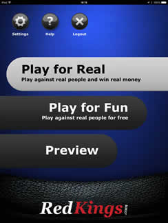 Red Kings Mobile Casino App