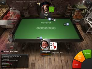 Mobile Poker Apps for iOS