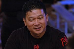 Johnny Chan Poker Champion