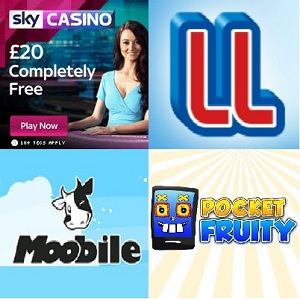 UK Mobile Casino Offers