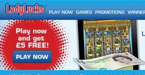 Big Bang Promotion Lady Lucks Casino