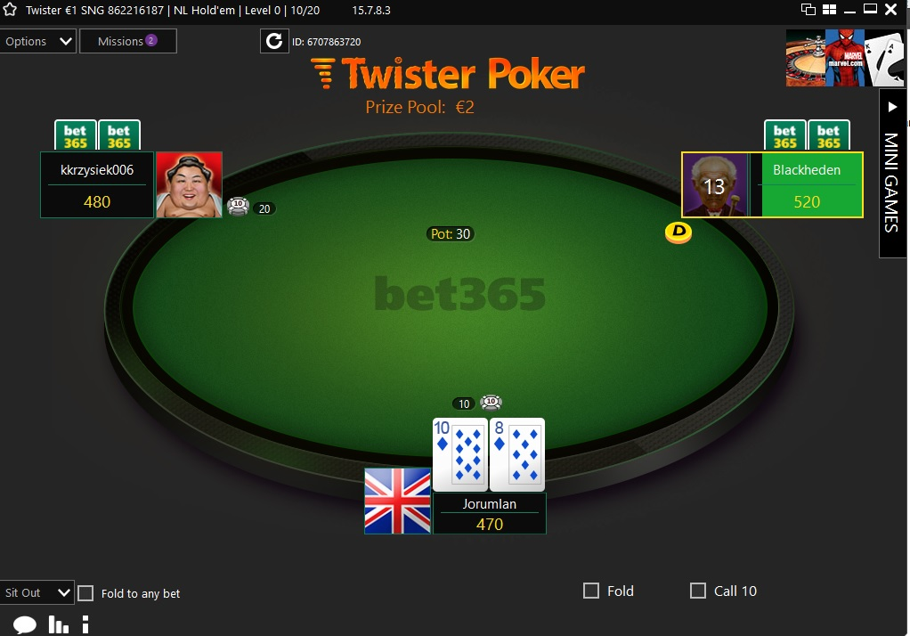 Bet365 Poker Download