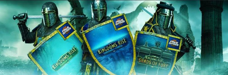 Bet365 casino free spins playing Kingdoms Rise