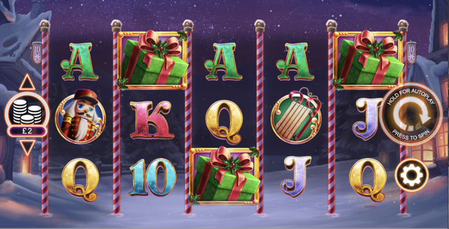 Enjoy the Spirit of Christmas with these Popular Xmas Slots at bet365 Games