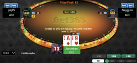 Pick Up Some Handy Tips For When You Play Twister Poker at bet365 Poker!