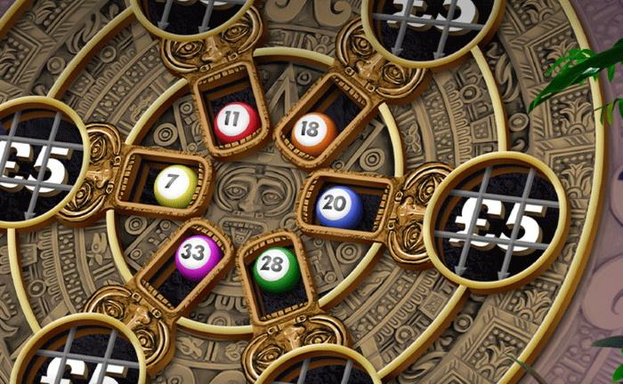 Bet365 Bingo Aztec Quest