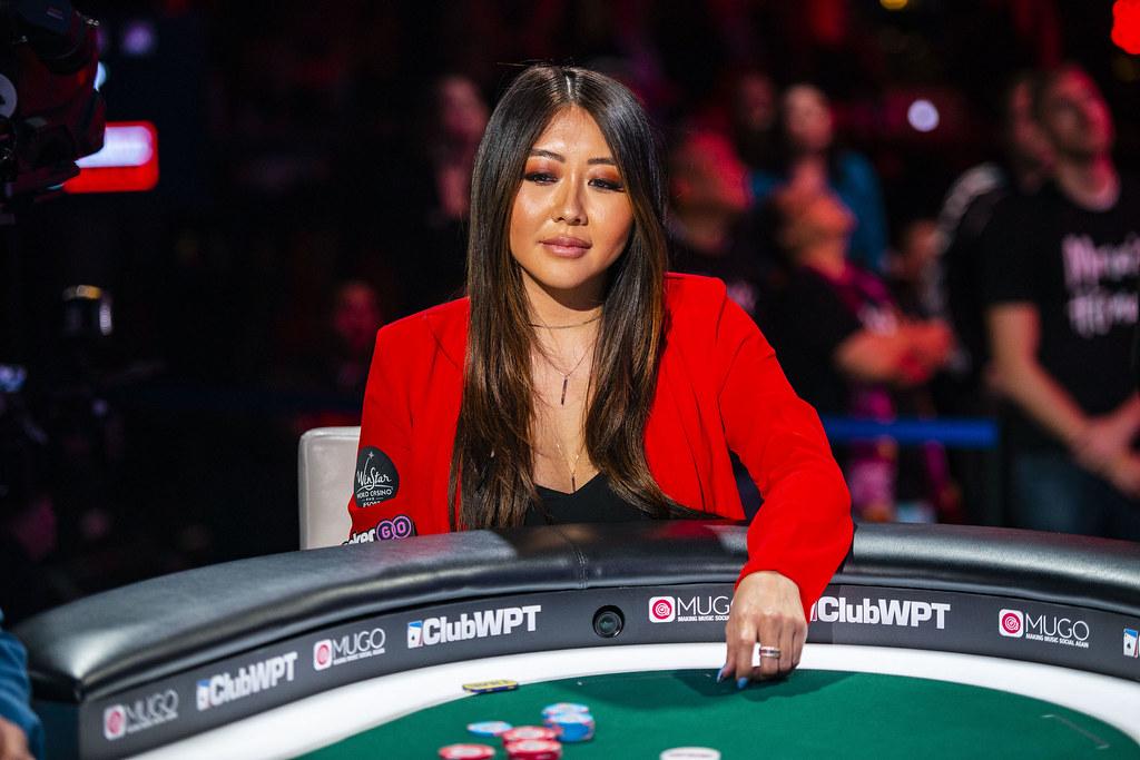 Female Poker Players Maria Ho